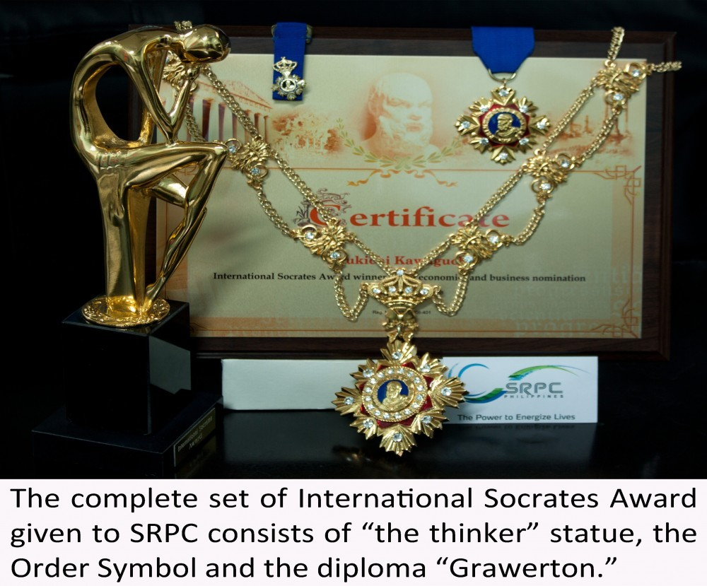 International Socrates Award